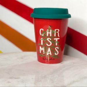NEW Lily & Val Christmas ceramic mug
